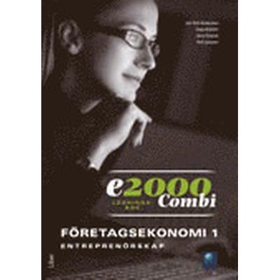 E2000 Combi Fek 1/Entreprenörskap Lösningsbok (Häftad, 2012)