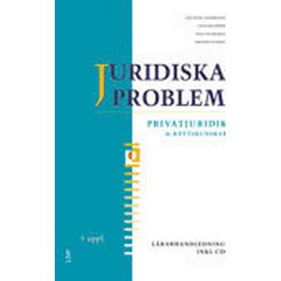 Juridiska problem Lärarhandledning med cd (, 2012)
