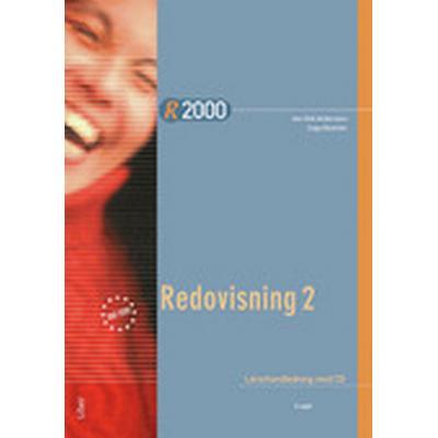 R2000 Redovisning 2 Lärarhandledning med CD (, 2014)