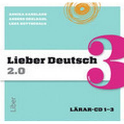 Lieber Deutsch 3 2.0 Lärar-cd (, 2014)
