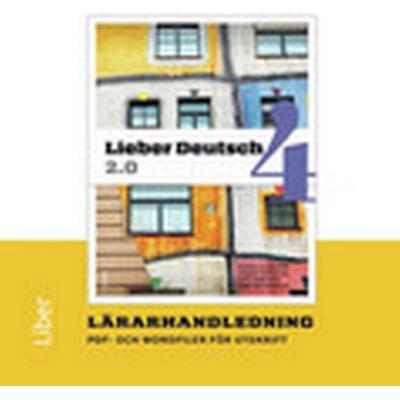Lieber Deutsch 4 2.0 Lärarhandledning cd (, 2015)