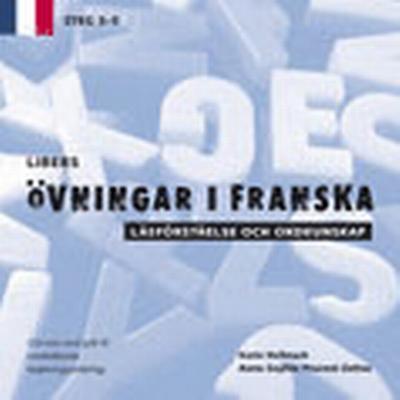 Libers övningar i franska: läsförståelse och ordkunskap, steg 3-5 (, 2011)