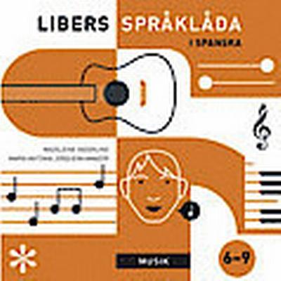 Libers språklåda i spanska: Musik (, 2010)