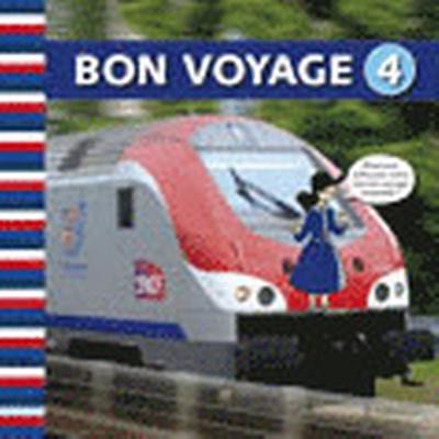 Bon voyage 4 Lärar-cd 1-4 (, 2012)