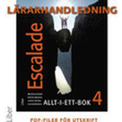 Escalade 4 Lärarhandledning cd (, 2014)