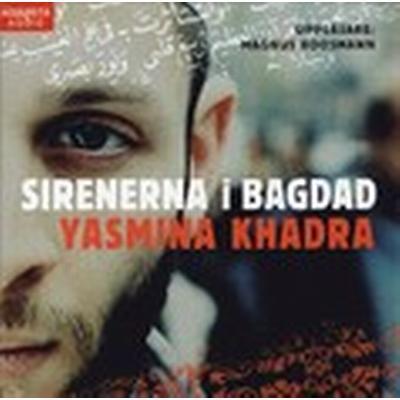 Sirenerna i Bagdad (Ljudbok CD, 2007)