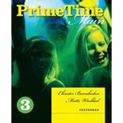 PrimeTime Main 3 Textboken inkl. ljudfiler och elevwebb (Häftad, 2010)