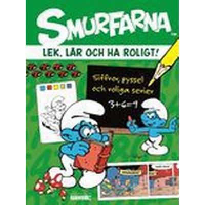 Smurfarna - Lek, lär och ha roligt! (Inbunden, 2012)