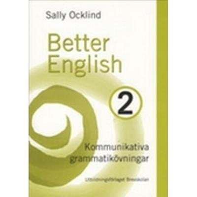 Better English 2 övningsbok (Häftad, 1998)