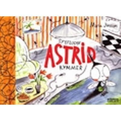 Spyflugan Astrid rymmer (E-bok, 2016)