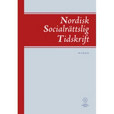 Nordisk socialrättslig tidskrift 5-6(2012) (Häftad, 2012)