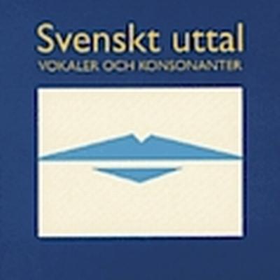 Svenskt uttal cd-rom, licens för en dator (, 2001)