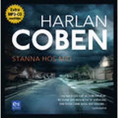 Stanna hos mig (Ljudbok CD, 2013)