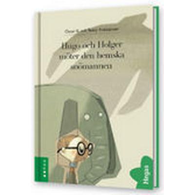 Hugo och Holger möter den hemska snömannen (Bok+CD) (Inbunden, 2013)