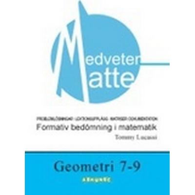 Medveten matte Geometri 7-9 (Häftad, 2014)