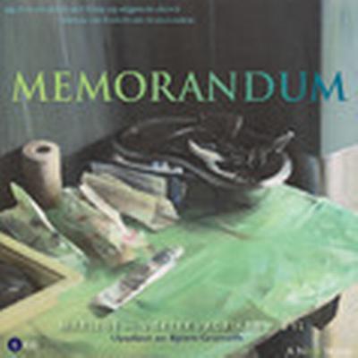 Memorandum (Ljudbok CD, 2013)