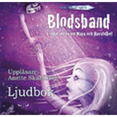 Blodsband: tredje boken om Maya och Havsfolket (Ljudbok CD, 2012)