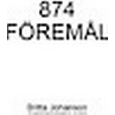 874 föremål (Häftad, 2013)