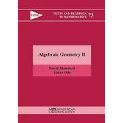 Algebraic Geometry II (Inbunden, 2015)