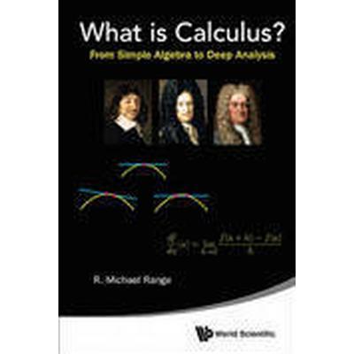 What is Calculus? (Häftad, 2015)
