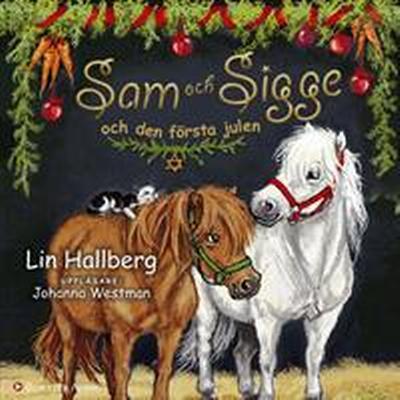 Sam och Sigge och den första julen (Ljudbok nedladdning, 2016)
