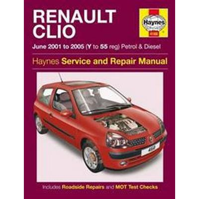 Renault Clio Service and Repair Manual (Häftad, 2014)