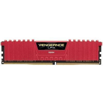 Corsair Vengeance LPX Red DDR4 2400MHz 8GB (CMK8GX4M1A2400C16R)
