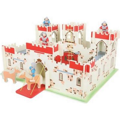 Bigjigs Heritage Playset King Arthur's Castle