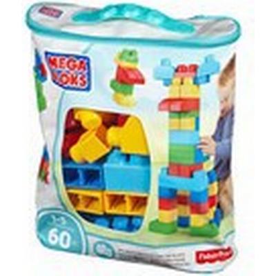 Mega Bloks Big Building Bag Classic 60pcs