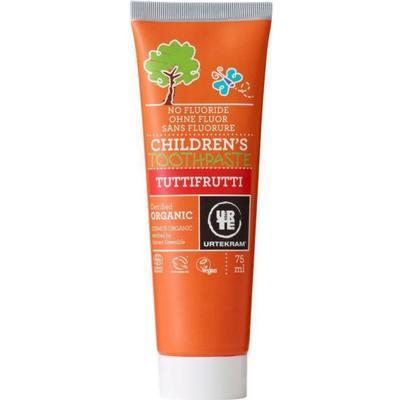 Urtekram Children's Organic Toothpaste Tuttifrutti 75ml