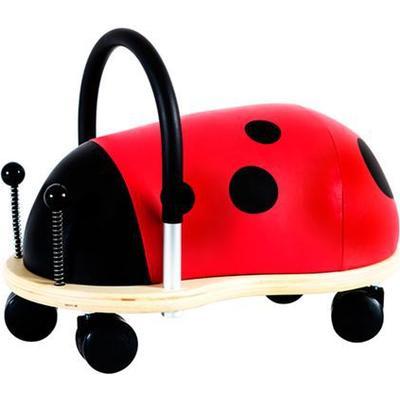 Wheely Bug Ladybug Small