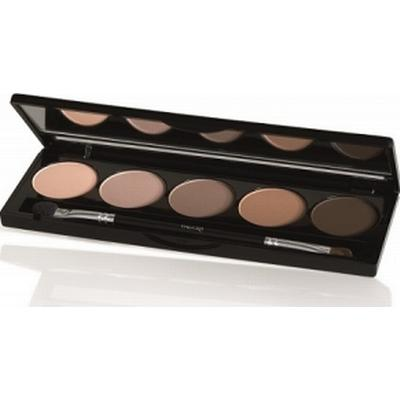 Isadora Eyeshadow Palette #50 Matte Chocolates