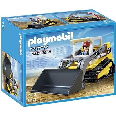Playmobil Construction Compact Excavator 5471