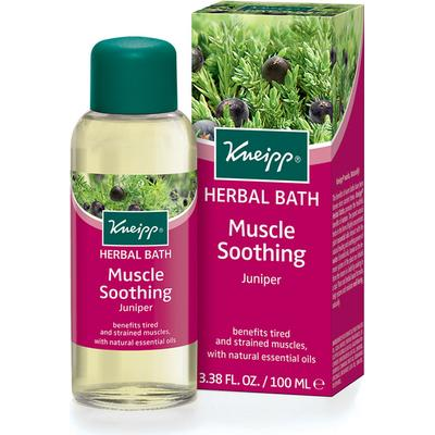 Kneipp Muscle Soother Herbal Juniper Bath Oil 100ml