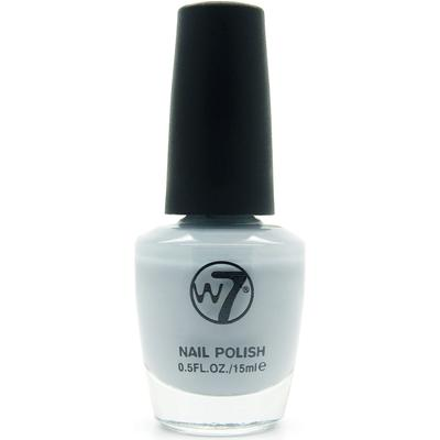 W7 Nail Polish #144 Powder Grey