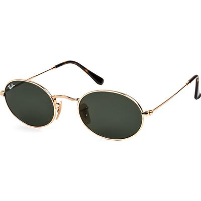 Ray-Ban Oval Flat RB3547N 001 51-21