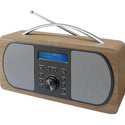 Soundmaster DAB600HBR