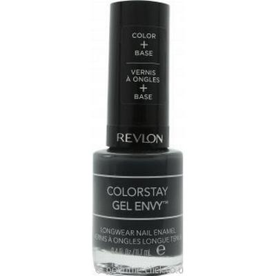 Revlon Color Stay Gel Envy Nail Polish #500 Ace Of Spades 11.7ml
