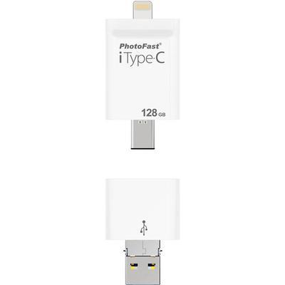 PhotoFast iType-C 128GB USB 3.0