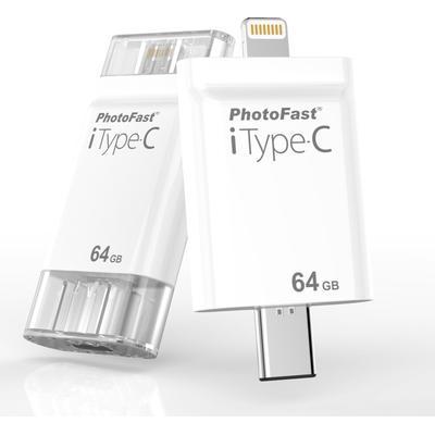 PhotoFast iType-C 64GB USB 3.0