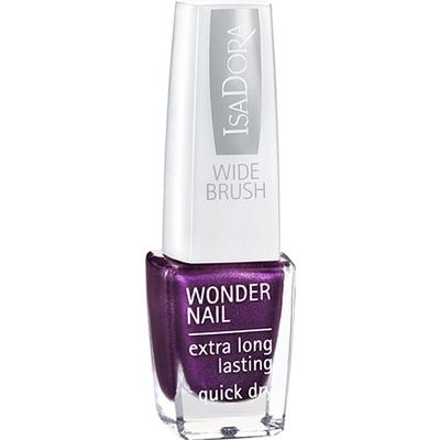 Isadora Wonder Nail #789 Purple Prune 6ml