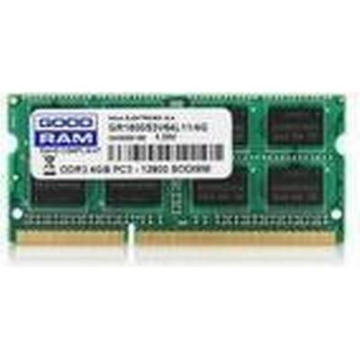 GOODRAM DDR3 1600MHz 4GB (GR1600S3V64L11/4G)
