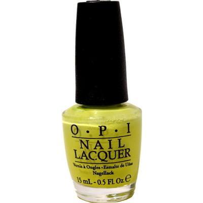 OPI Nail Lacquer Tart Green Apple 15ml