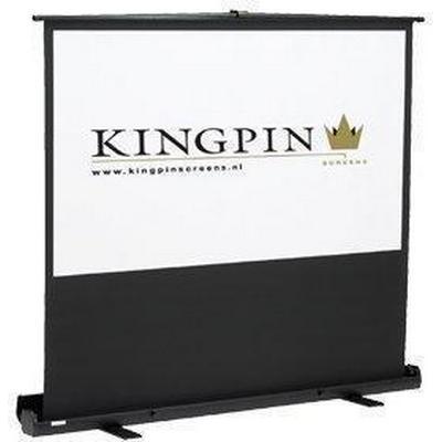 """Kingpin PS200 16:9 89"""" Transportabel (stativ)"""