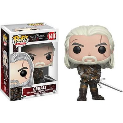 Funko Pop! Games The Witcher Geralt