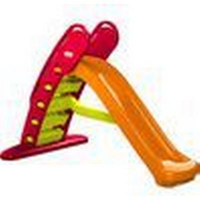 Little Tikes Easy Store Giant Slide Rainbow