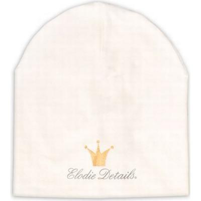 Elodie Details Logo Beanie - Vanilla White