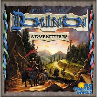 Rio Grande Games Dominion: Adventures (Engelska)