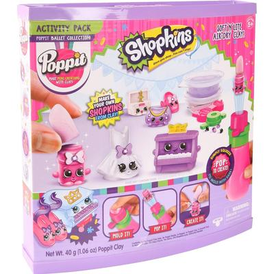 Shopkins Poppit Activity Pack