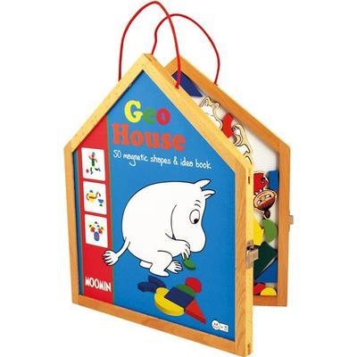 Barbo Toys Mumin Magnettavla Hus
